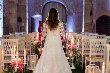 MARIAGE GARRIGAE À L'ABBAYE