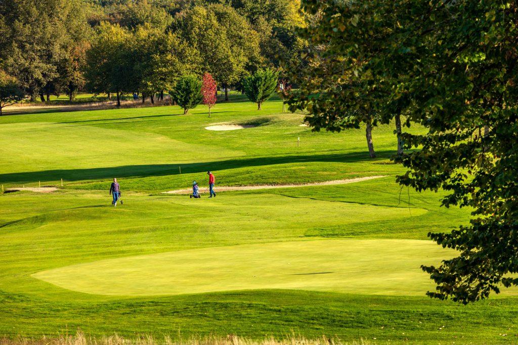 Manoir de Beauvoir - golf