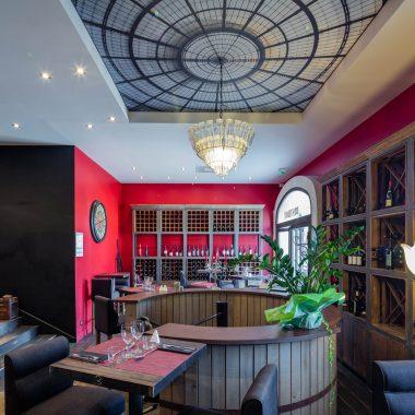 Distillerie de Pézenas - restaurant le bistrot de la Distillerie