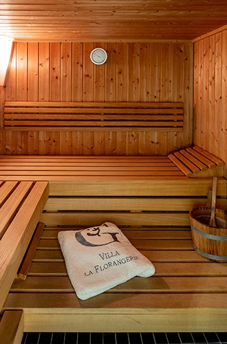 villa la florangerie - spa - robert palomba
